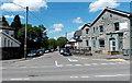 ST0381 : Station Approach, Pontyclun by Jaggery