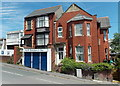 ST3088 : Former sandwich bar premises to let, Queens Hill, Newport by Jaggery