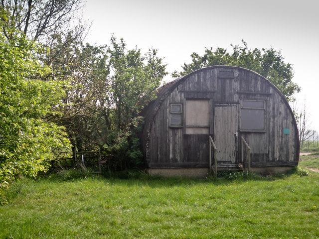 Old Hut, Stonea Camp