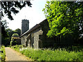 TM3780 : St.Peter's Church, Spexhall by Adrian Cable