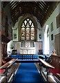 SP8104 : Monks Risborough - St Dunstans - Chancel by Rob Farrow