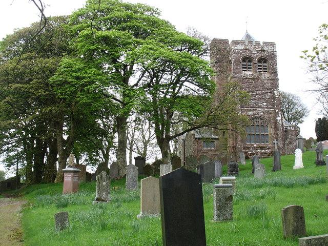 St Michael's church, Arlecdon