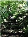 SK2692 : The Kirkgate Steps by Graham Hogg