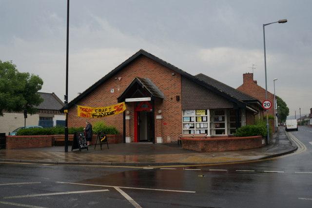 The Linthorpe Community Centre on Linthorpe Road