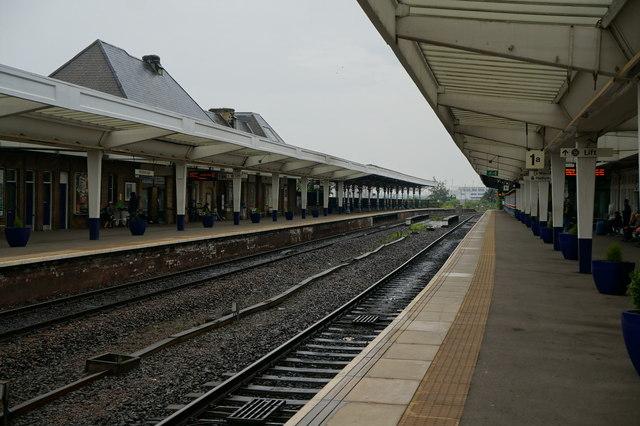 Middlesbrough Train Station