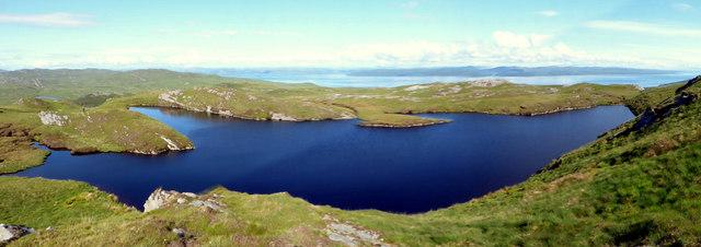 Loch Carn nan Gillean