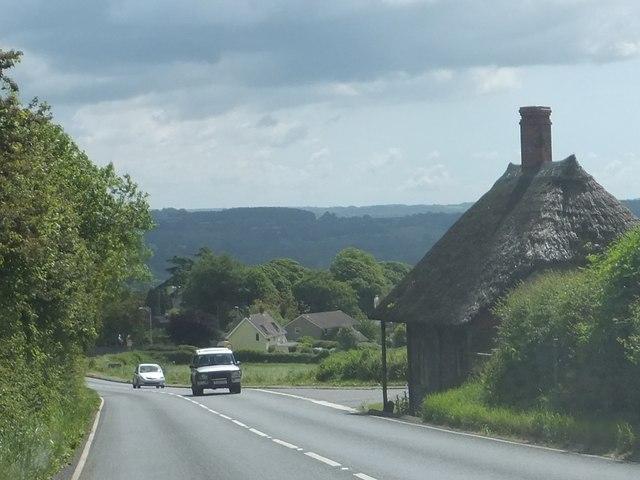 A30 on Snowdon Hill