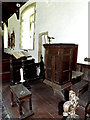 TM3780 : Lectern & Pulpit  of St. Peter's Church by Adrian Cable
