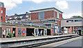 TQ1585 : Sudbury Hill LUL station by Ben Brooksbank