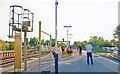 TQ1867 : Surbiton Station, 2011 by Ben Brooksbank
