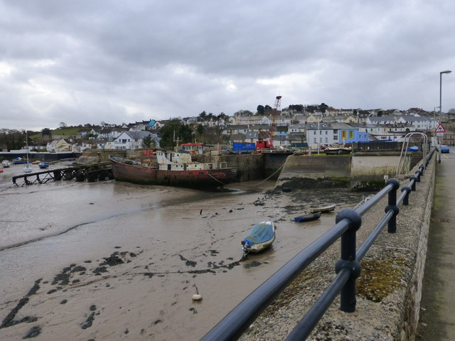 Richmond Quay, Appledore