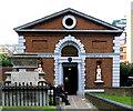 TQ3381 : St Botolph's Church Hall by Julian Osley