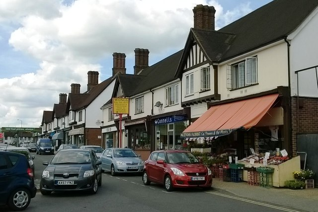 Woodbridge Road Shops