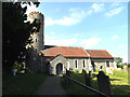 TM4077 : St.Peter's Church, Holton by Geographer