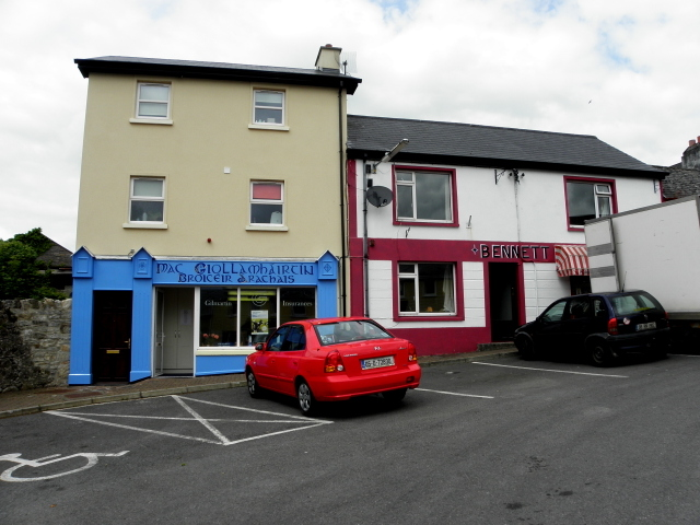 Gilmartin Insurances / Bennett's, Manorhamilton