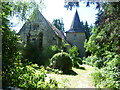 TQ7457 : The former church of St Laurence, Allington by Marathon