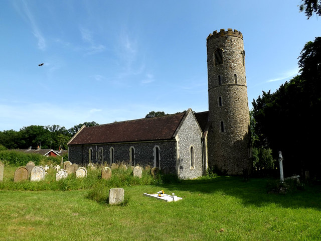 St.Peter's Church, Holton