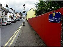 G8839 : Main Street, Manorhamilton by Kenneth  Allen