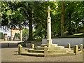 SD5817 : Chorley War Memorial, Astley Park by David Dixon