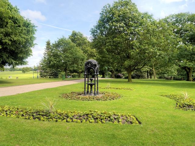 Astley Park, Cast Iron Drinking Fountain