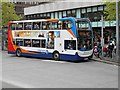 SJ8498 : Piccadilly Gardens Transport Interchange, Parker Street by David Dixon