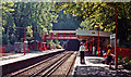 TQ3372 : Sydenham Hill Station and Penge Tunnel, 1989 by Ben Brooksbank