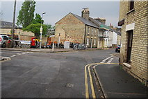 TL4658 : York St, Sleaford St junction by N Chadwick