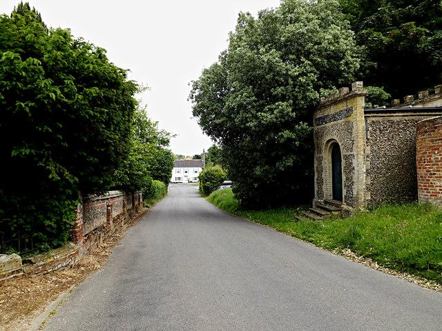 Walpole Road, Bramfield