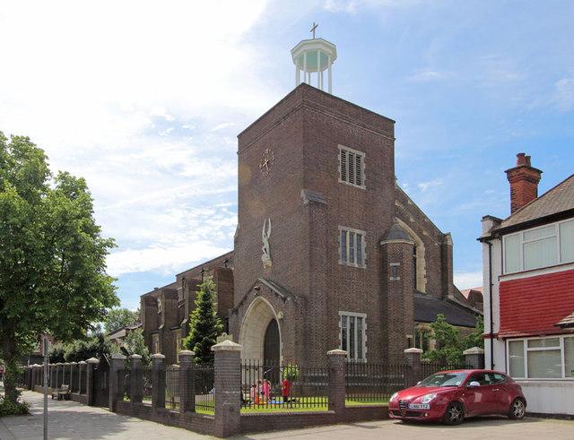 Holy Cross & St Michael, Golders Green Road