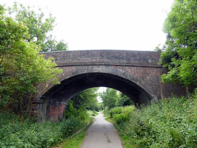 Station Road Bridge, Hellingly