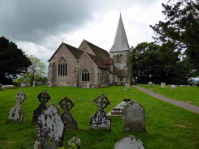 All Saint's Church, Herstmonceux