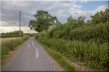 ST9357 : The lane from Oxen Leaze Farm by Doug Lee