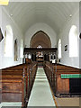 TM3973 : Inside of St. Andrew's Church by Adrian Cable