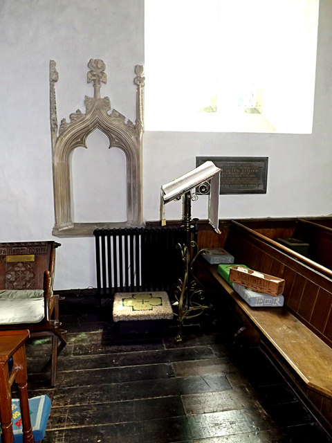 Lectern of St. Andrew's Church