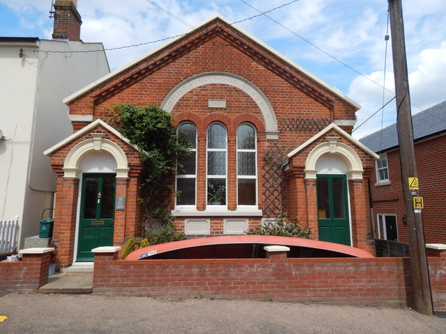 Former chapel, Rowhedge, East Donyland