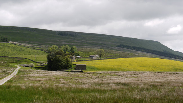 Moorland Adjacent to B6259