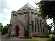 TM0221 : St Lawrence Church, East Donyland by Hamish Griffin