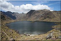 NG4919 : Loch Coruisk by Anne Burgess