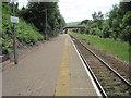 SS9993 : Llwynypia railway station, Rhondda Cynon Taf by Nigel Thompson