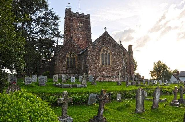Langford Budville : St Peter's Church