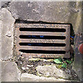 H9990 : Gully grating, Toome by Rossographer