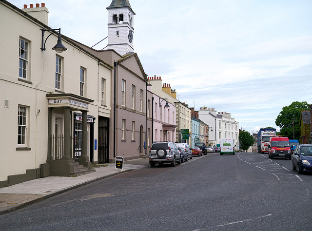 High Street, Moneymore