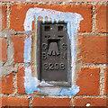 H8990 : Flush Bracket, Magherafelt by Rossographer