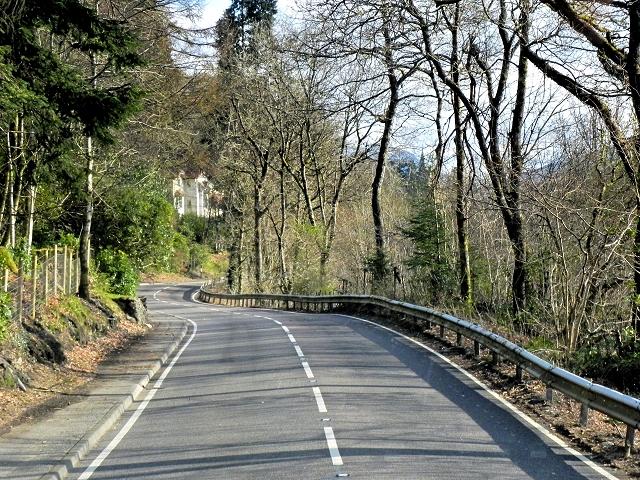 A85, Lochawe