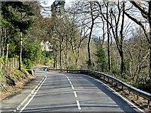 NN1127 : A85, Lochawe by David Dixon