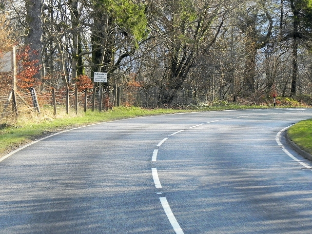 A85 approaching Glenview