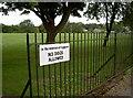 ST5394 : Coleford Road recreation ground by Neil Owen