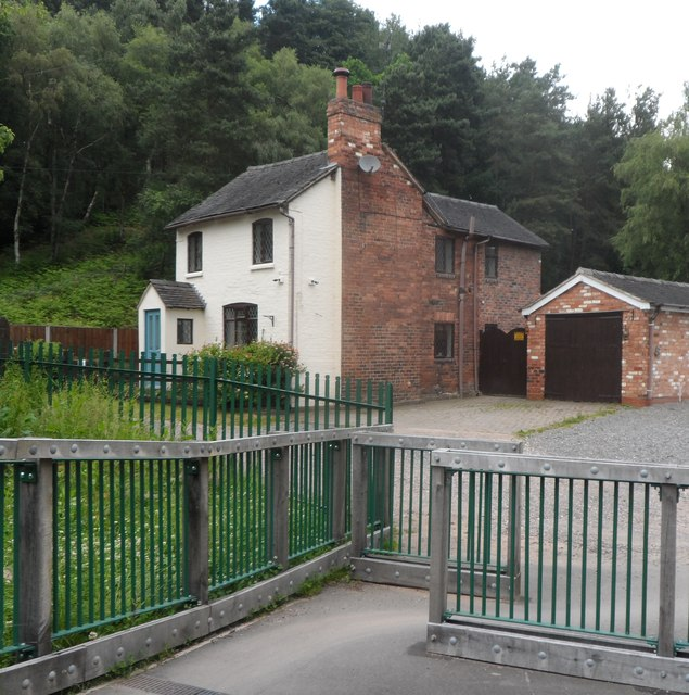 Former Station House - Moor's Gorse Crossing