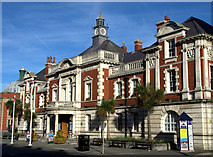 SH7882 : Town Hall Llandudno by Arthur C Harris