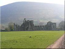SO2827 : Llanthony Priory by John Winder